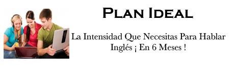 plan ideal