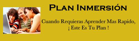 plan inmersion